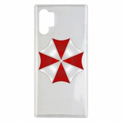 Чохол для Samsung Note 10 Plus Umbrella Corp Logo