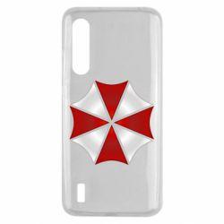 Чохол для Xiaomi Mi9 Lite Umbrella Corp Logo