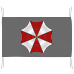 Прапор Umbrella Corp Logo
