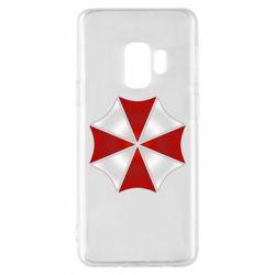 Чохол для Samsung S9 Umbrella Corp Logo