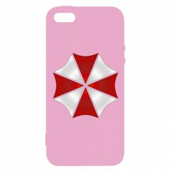 Чохол для iphone 5/5S/SE Umbrella Corp Logo