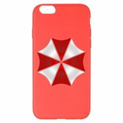 Чохол для iPhone 6 Plus/6S Plus Umbrella Corp Logo