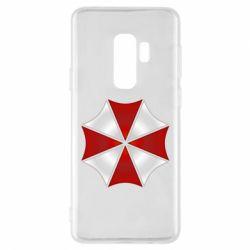 Чохол для Samsung S9+ Umbrella Corp Logo