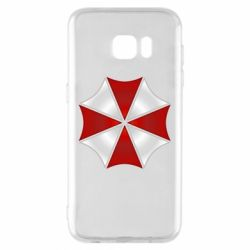 Чохол для Samsung S7 EDGE Umbrella Corp Logo