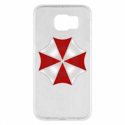 Чохол для Samsung S6 Umbrella Corp Logo