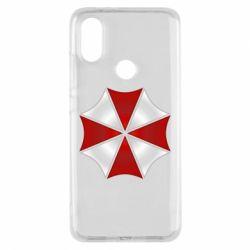 Чохол для Xiaomi Mi A2 Umbrella Corp Logo