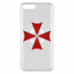 Чохол для Xiaomi Mi6 Umbrella Corp Logo