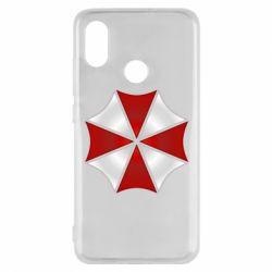 Чохол для Xiaomi Mi8 Umbrella Corp Logo