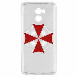 Чохол для Xiaomi Redmi 4 Umbrella Corp Logo