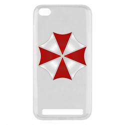 Чохол для Xiaomi Redmi 5a Umbrella Corp Logo