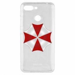 Чохол для Xiaomi Redmi 6 Umbrella Corp Logo