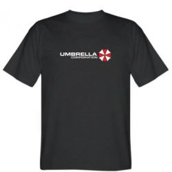 Мужская футболка Umbrella Corp - FatLine