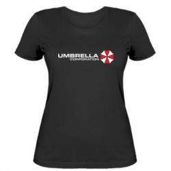 Женская футболка Umbrella Corp
