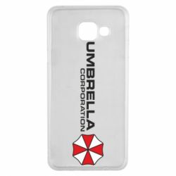 Чехол для Samsung A3 2016 Umbrella Corp