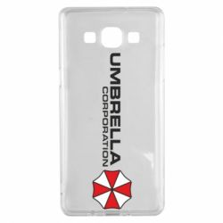 Чехол для Samsung A5 2015 Umbrella Corp