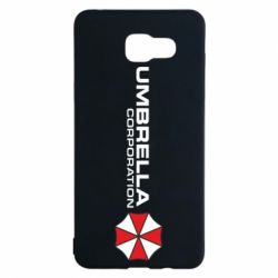 Чехол для Samsung A5 2016 Umbrella Corp