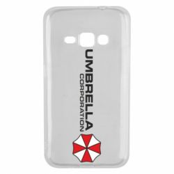 Чехол для Samsung J1 2016 Umbrella Corp