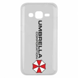 Чехол для Samsung J2 2015 Umbrella Corp