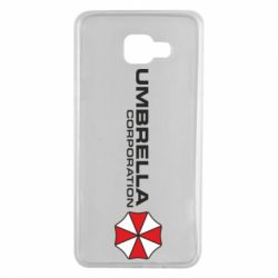 Чехол для Samsung A7 2016 Umbrella Corp