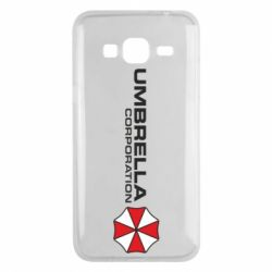 Чехол для Samsung J3 2016 Umbrella Corp