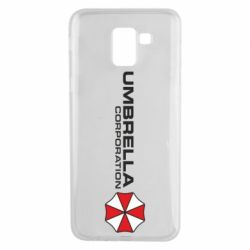 Чехол для Samsung J6 Umbrella Corp