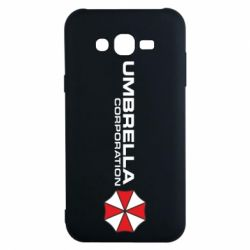 Чехол для Samsung J7 2015 Umbrella Corp