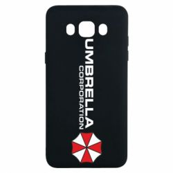 Чехол для Samsung J7 2016 Umbrella Corp