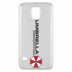 Чехол для Samsung S5 Umbrella Corp