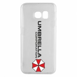 Чехол для Samsung S6 EDGE Umbrella Corp