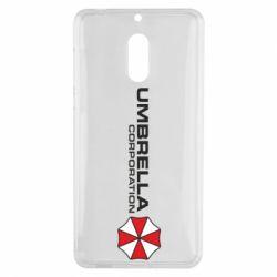 Чохол для Nokia 6 Umbrella Corp - FatLine