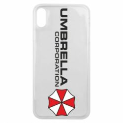 Чехол для iPhone Xs Max Umbrella Corp