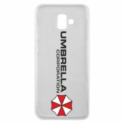 Чехол для Samsung J6 Plus 2018 Umbrella Corp