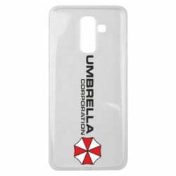 Чехол для Samsung J8 2018 Umbrella Corp