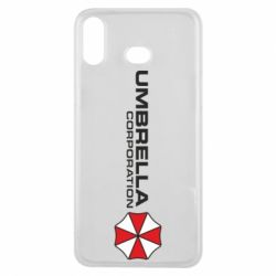 Чехол для Samsung A6s Umbrella Corp