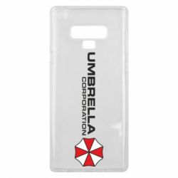 Чехол для Samsung Note 9 Umbrella Corp