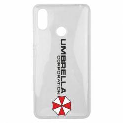 Чохол для Xiaomi Mi Max 3 Umbrella Corp - FatLine