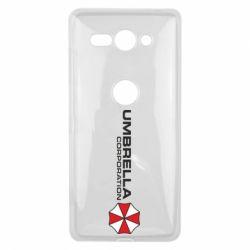 Чохол для Sony Xperia XZ2 Compact Umbrella Corp - FatLine