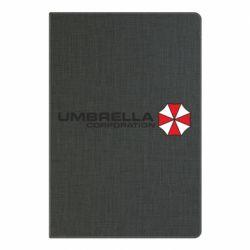 Блокнот А5 Umbrella Corp - FatLine