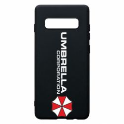 Чехол для Samsung S10+ Umbrella Corp