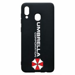 Чехол для Samsung A20 Umbrella Corp