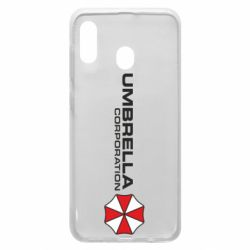 Чехол для Samsung A30 Umbrella Corp
