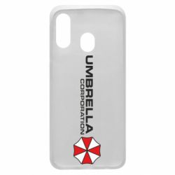 Чехол для Samsung A40 Umbrella Corp