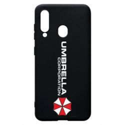 Чехол для Samsung A60 Umbrella Corp