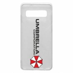 Чехол для Samsung S10 Umbrella Corp