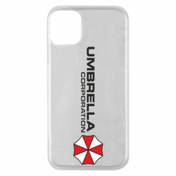 Чехол для iPhone 11 Pro Umbrella Corp