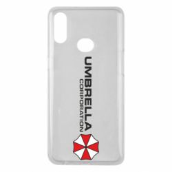 Чехол для Samsung A10s Umbrella Corp