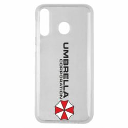 Чехол для Samsung M30 Umbrella Corp