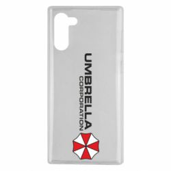 Чехол для Samsung Note 10 Umbrella Corp