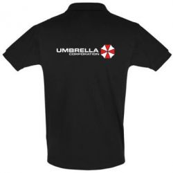 Футболка Поло Umbrella Corp - FatLine