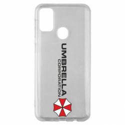 Чехол для Samsung M30s Umbrella Corp